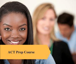 Maranatha ACT Prep Course (10)